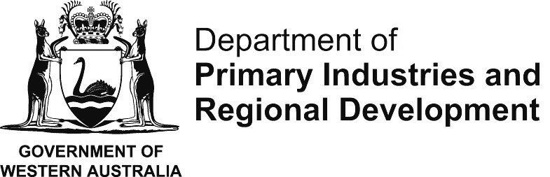 <abbr title='Department of Primary Industries and Regional Development (Western Australia)'>DPIRD WA</abbr>