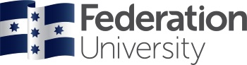 Federation University Australia - School of Health and Life Sciences