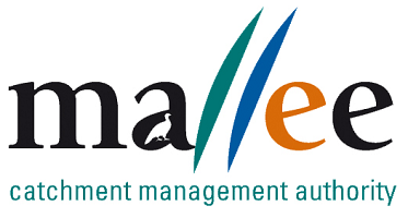 <abbr title='Mallee Catchment Management Authority'>Mallee CMA</abbr>