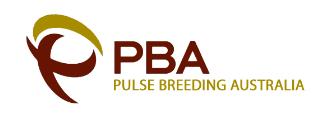 <abbr title='Pulse Breeding Australia'>PBA</abbr>